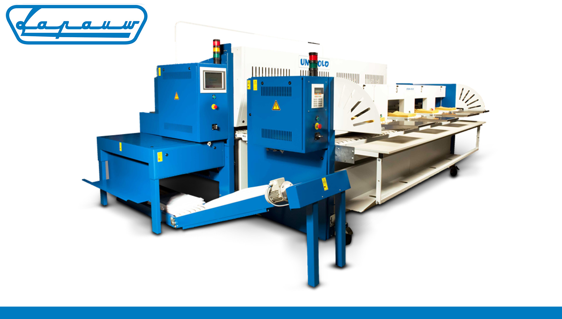 Машины для складывания белья Lapauw фото