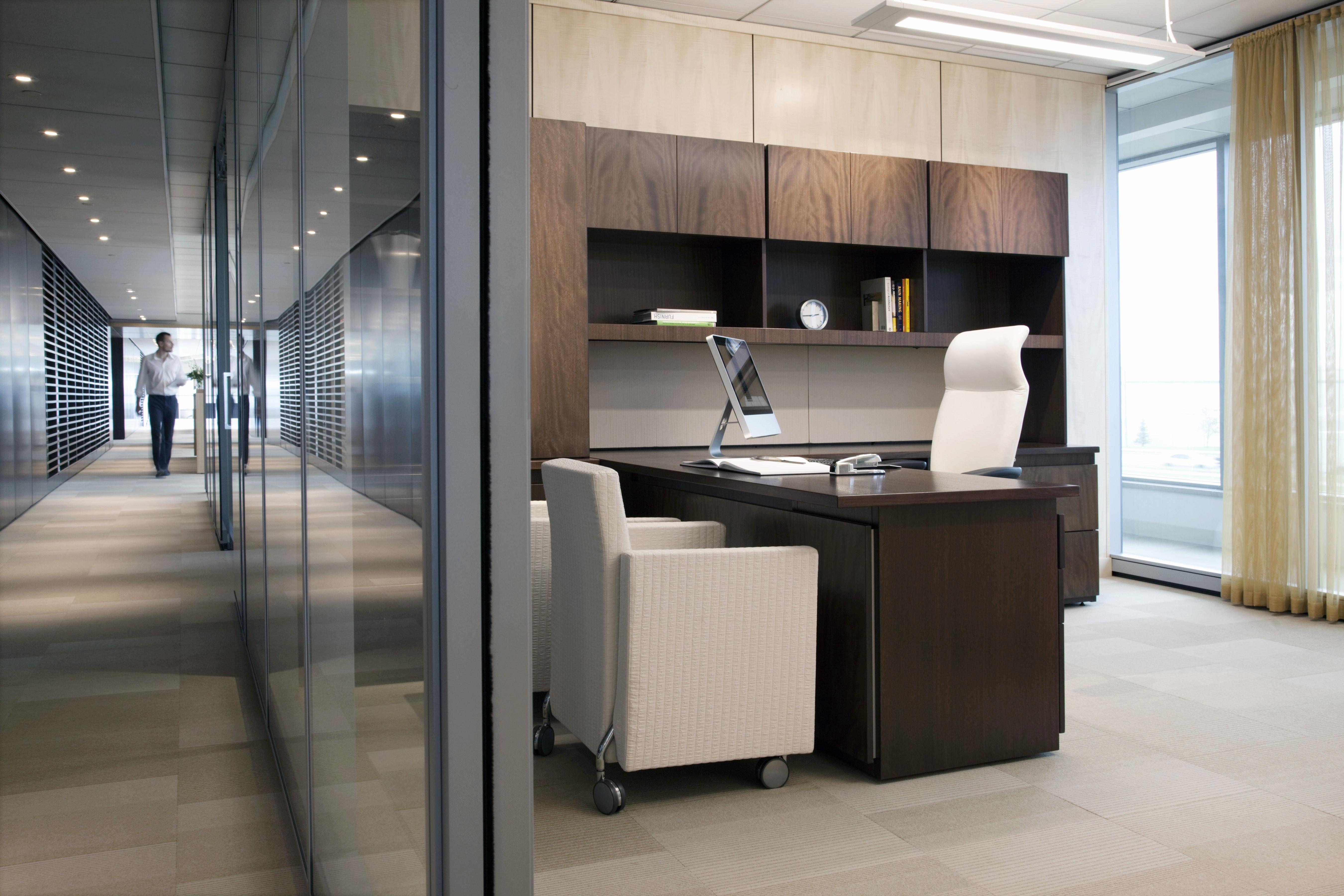 Modern office фото