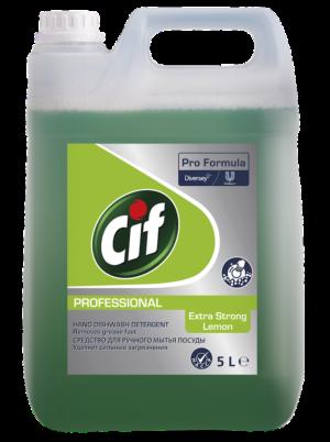 Cif Professional Dishwash, 5L фото