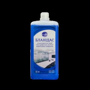 Бланідас – Спиртовмісний засіб для щоденного миття водостійких поверхонь_ (1) фото