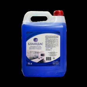 Бланідас – Спиртовмісний засіб для щоденного миття водостійких поверхонь_фото